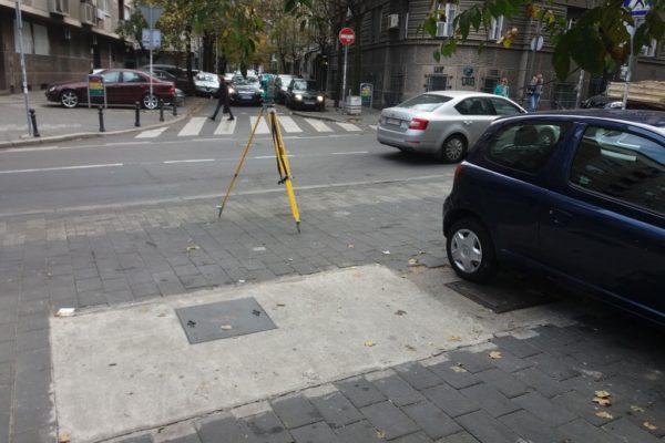 Detekcija i snimanje podzemnih instalacija